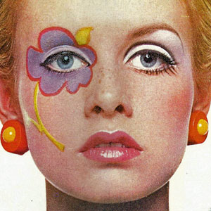 hair and makeup of the 1960s