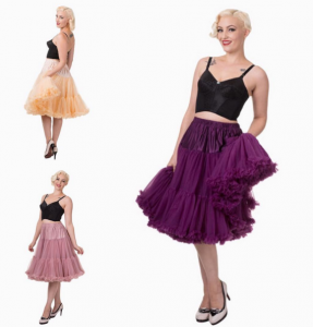 history of the petticoat
