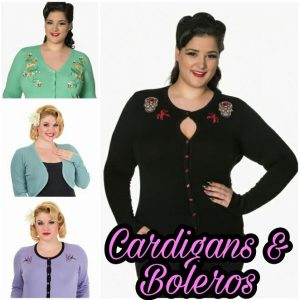 Plus Size Cardigans & Boleros