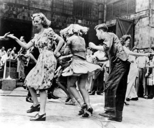 1950s Dancing